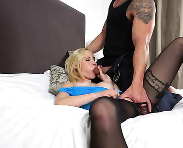 Couple Is Fucking In The Bed